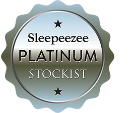 Sleepeezee Platinum Stockist Logo